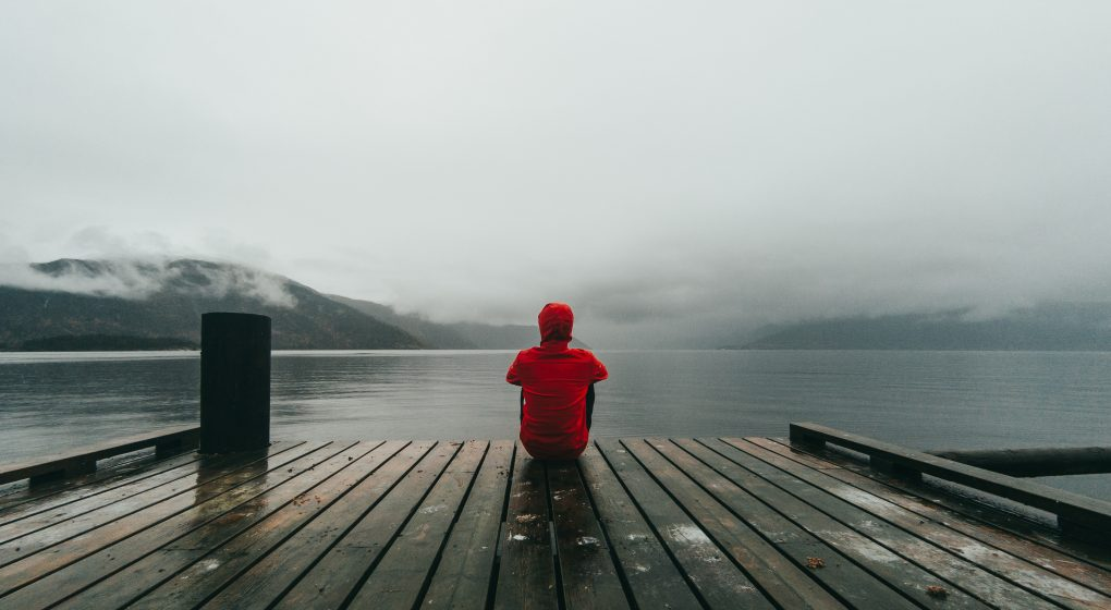 Image of a Lonely Person